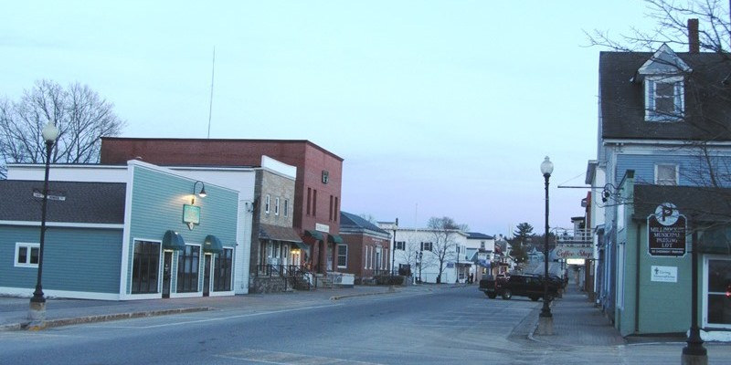 Downtown Millinocket