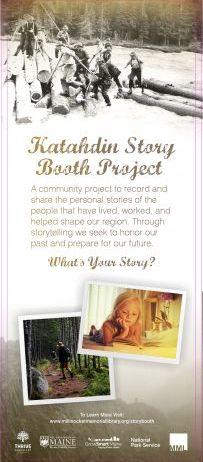 Katahdin Story Book | Katahdin Region