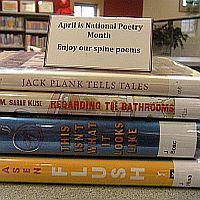 Poetry Out Loud @ Millinocket Memorial Library