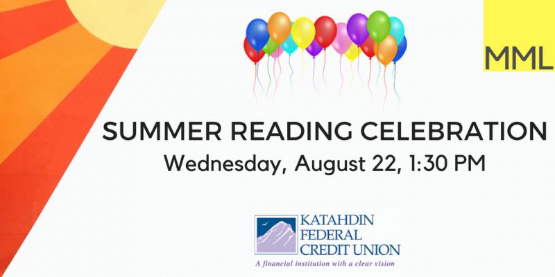 Summer Reading Celebration 2018