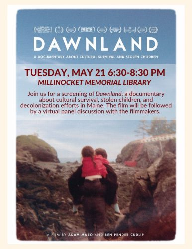 """Dawnland"" Screening and Panel Discussion"